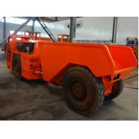 Buy cheap 2.5 Cubic Meters Off Road Dump Truck 5 Ton Joystick Control Electric Shift from wholesalers