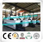 Buy cheap Longitudinal CNC Drilling Machine , 6m CNC Drilling Machine For Metal Sheet from wholesalers