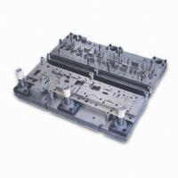 Buy cheap Progressive Metal Stamping Die For Audio Chassis in Automotive from wholesalers