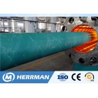 Buy cheap Composite Pipeline RTP Pipe Making Machine Reinforced Winding Polyester Filament Yarn from wholesalers