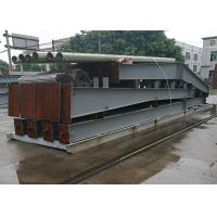 Buy cheap Prefabricated Building Construction Materials / Steel Building Materials Durability from wholesalers