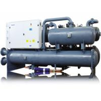 Multi Circuit Water Cooled Isolated Modules Rotary Screw Chiller High Efficient Manufactures