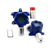 Buy cheap Fixed Single Gas Detector Online Monitoring ETO C2H4O Ethylene Oxide Gas Meter from wholesalers