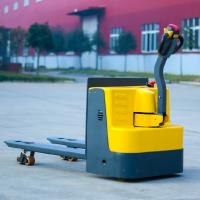 Buy cheap Economical Small Electric Pallet Jack Safe Reliable Warehouse Tool 1500KG from wholesalers