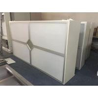 Buy cheap Hospital Operation clean room HEPA filter Ceiling laminar flow box from wholesalers