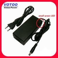 Buy cheap 12 Volt 4 amp Single Output AC DC Power Adapter for LED LCD products from wholesalers