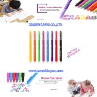 China Nontoxic Disappearing Link 4 Colors Frixion Erasable Gel Pens on sale