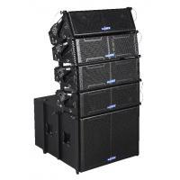 "Buy cheap 2*6.5 "" pro two way line array speaker system LA206 product"