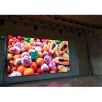 Wholesale Small Pixel Pitch HD LED Display AC 100-240V Quick Locking Mechanism Smart Cabinet from china suppliers