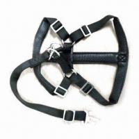 Wholesale Dog Safety Car Harness, Matched with Dog Safety Leash, For Up to 80lbs Dogs from china suppliers