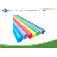Buy cheap Solid Core Swimming Pool Foam Noodle Floats , Assorted Colors Foam Water Noodles from wholesalers