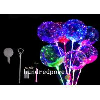 Buy cheap Fairy Led Light Up Balloons Glow In The Dark Balloons Party Decoration from wholesalers