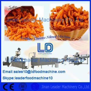 Automatic Kurkure Making Machine , Three Phase Cheetos Machinery Manufactures