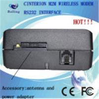 Buy cheap RS232 SMS Wireless GSM Modem MC35I from wholesalers