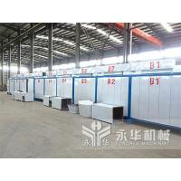 Wholesale HJWD20 Mesh belt dryer/band dryer for building materials, fertilizers, vegetables, food drying from china suppliers