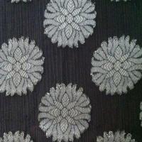 Buy cheap Metallic Uragiri Jacquard Fabric, Made Of Lurex Yarn, Customized Designs and product