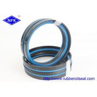 Buy cheap Dustproof Lip Hydraulic Jack Piston Seal Polyester Elastomer Back - Up Ring 40Mpa Pressure from wholesalers