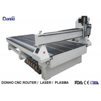 Buy cheap MDF Cutting 3 Axis CNC Router Engraver With Square Spindle Vacuum Table product