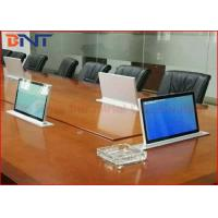 Buy cheap 45 Degree Pop Up LCD Motorized Monitor Lift With 17.3 FHD Touch Screen from wholesalers