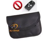 Buy cheap Car Keyless Blocking Bag,RFID Signal Shielding Block Jammer Pouch,Car Protector Anti Car Thief,Remote Can not Read from wholesalers