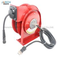Buy cheap Robot Reels Retractable Hose Reel Metal For ABB Panasonic KUKA YASKAWA Robot Arm from wholesalers