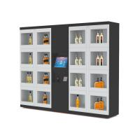"Fully Automatic Industrial Locker Vending Machines with 15"" LCD Touch Screen Manufactures"