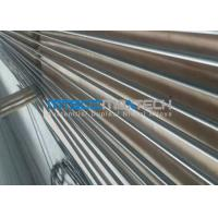 Buy cheap Cold Rolled Gas Precision Stainless Steel Tube / Tubing For Fuild from wholesalers