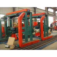 Buy cheap Wood Double Saw Blade Electric Swing Blade Circular Sawmill In China from wholesalers