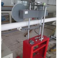 Buy cheap PVC Pipe Twin-Screw Plastic Extruder Machine , High Production Efficiency from wholesalers