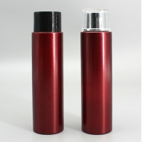 Buy cheap PET 24mm Red 200ml Recycled Plastic Bottles from wholesalers