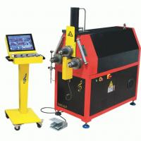 China CNC Exhaust Pipe Bending Machine 185º , Roll Hydraulic Bending Machine on sale