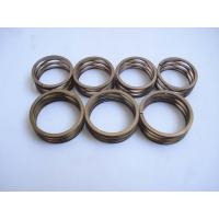 Buy cheap Special Shape Torsion Coil Spring Rust Proof Carbon Steel / Stainless Steel Material from wholesalers