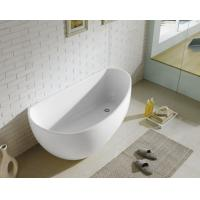 Buy cheap Luxury Stand Alone Air Tub Contemporary Deep Water Level Gorgeous New from wholesalers