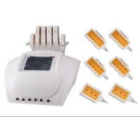 Buy cheap Aesthetic / Cosmetic Lipo Cold Laser Hair Removal / Fat Reduction Equipment from wholesalers