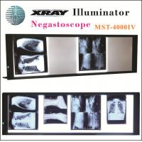 Buy cheap Upgrade LED X-ray Negatoscope Mst-4000IV Four Panels with 7 Level LED Display product