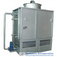 Buy cheap Induced Draft Type Evaporative Cooled Condenser Evaporative Condenser Cooling Tower from wholesalers