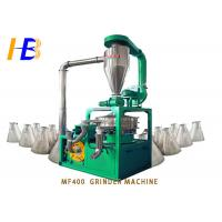 Buy cheap PET / PP Scraps Plastic Pulverizer Machine With Winding Reclaiming Equipment from wholesalers