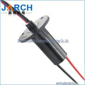China 250RPM Max Speed Wind Generator Slip Ring For Wind Turbines , Aluminium Alloy Housing on sale