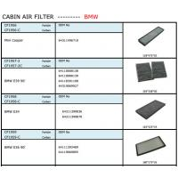 Buy cheap cabin air filter BMW,car parts,car engine parts from wholesalers