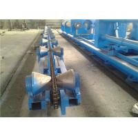 China 720mm Carbon Steel Pipe Expanding Machine 3 - 24m Length Large Working Trip 110mm on sale