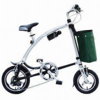 Buy cheap Foldable Bike with 1.75 to 12 Front and 1.75 to 14 Rear Tire Size from wholesalers