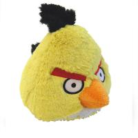 China Top High Quality 30cm Plush Angry Bird Plush toys with 100% pp cotton stuffing toy stocks on sale