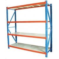 Buy cheap Collapsible Middle Weight Warehouse Shelves Racks Floor Standing from wholesalers