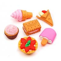 Buy cheap Ice Cream Erasers For Kids , Fun Toy Erasers from wholesalers