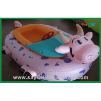 Buy cheap Big Funny Inflatable Water Toys Kids Inflatable Boat For Amusement Park from wholesalers