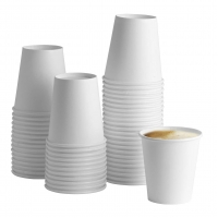 Buy cheap 221.801ml 7.5oz Cafe Coca Cola Christmas Disposable Paper Cups For Coffee With Lids from wholesalers