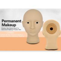 Buy cheap Professional Model Head 	Permanent Makeup Practice Skin For Beauty School / Beginner from wholesalers