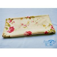 Buy cheap Microfiber 80% Polyester 20% Polyamide Printed Microfiber Cloth No Fading from wholesalers