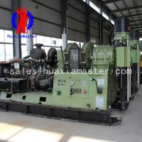 Buy cheap XY-8 hydraulic core drilling rig water well drilling rig 1000M Rock Core Sample Machine for sale from wholesalers
