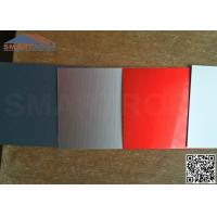 Metal Material Plastic Roof Sheets in 0.43 MM Thickness with Heat Reflection Manufactures